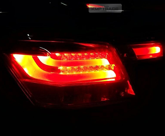Led Surface Emitting Tail Light Rear Lamp New Type For