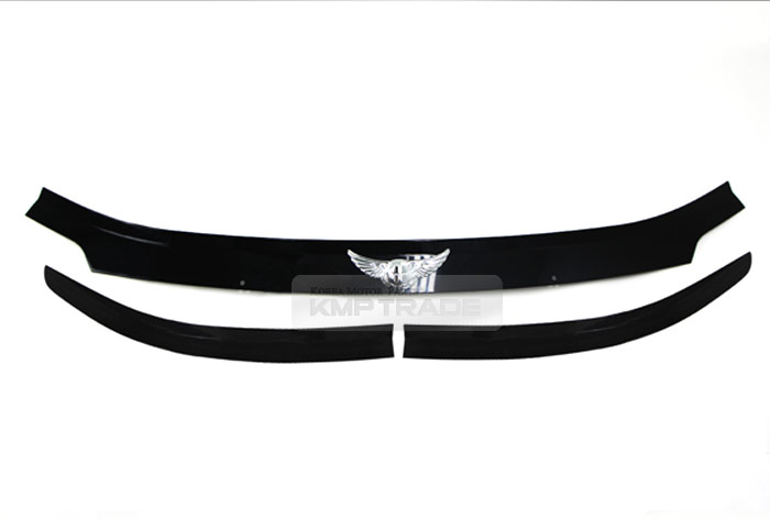 bug shield guard hood protector deflector ventshade  honda   cr  ebay