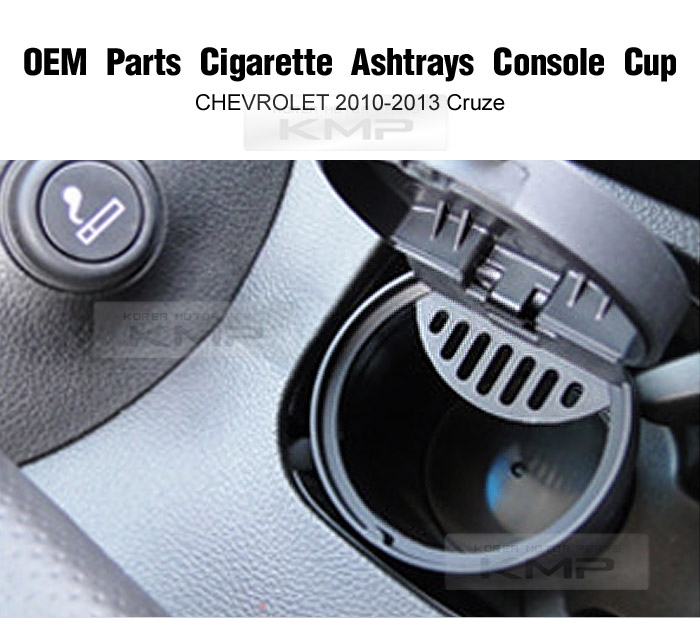 Oem genuine parts front console ashtrays kit for chevrolet for Genuine general motors parts