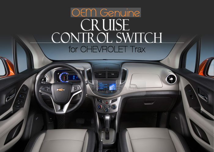 Oem Genuine Cruise Remote Control Switch 1ea For Chevrolet