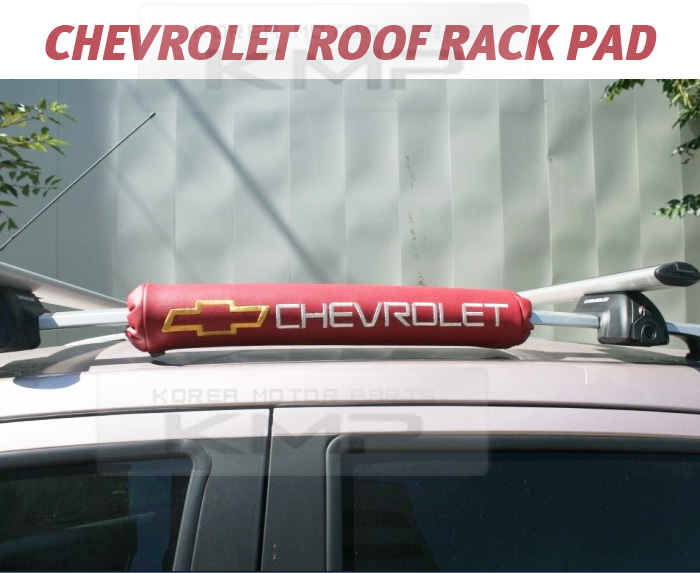 Chevrolet Roof Rack Pad Red 2pcs Fit Chevrolet 2013 Trax
