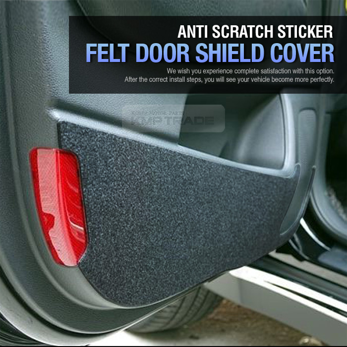 Felt Inside Door Shield Cover Scratch Kick Protector For Nissan 2013 2016 Altima Ebay