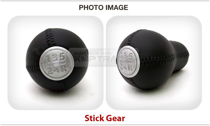 Shift lever knob 5 speed for hyundai 2001 2006 elantra avante xd