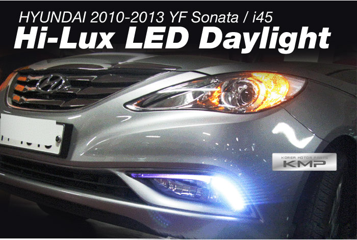 Hi Lux Led Daytime Running Light Daylight Drl For Hyundai