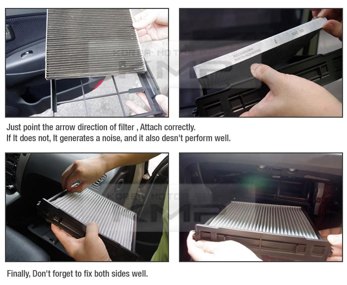 Lg Hausys Cabin Air Filter Cabiner Hy 014 Fit Hyundai 2012