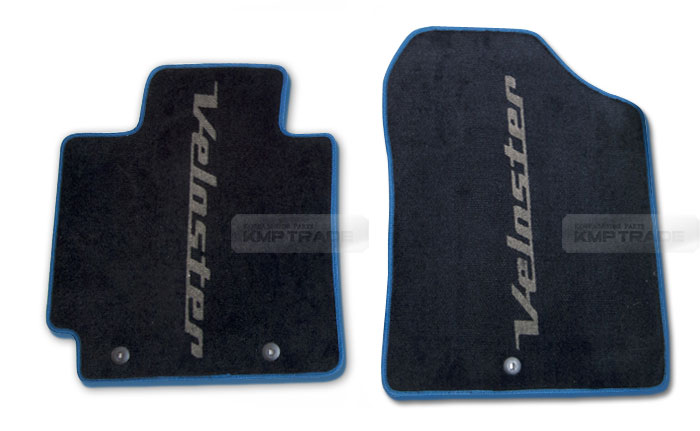 Floor Cargo Mats Carpets Front 2p 1set For Hyundai 2011