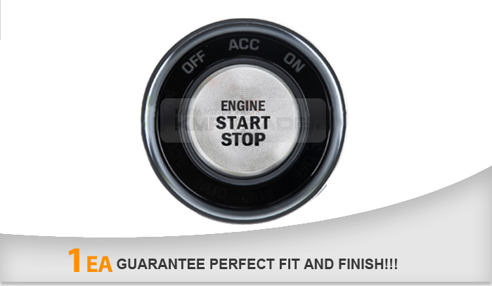 Oem front engine motor start stop button switch for for Stop start motor control
