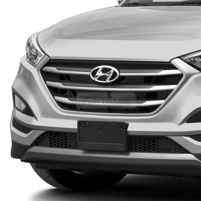 Aftermarket Hyundai Parts: OEM Genuine Parts Front Radiator Hood Grille Cover For