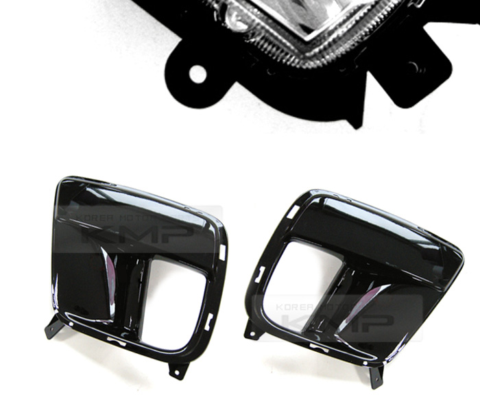 Genuine Parts Fog Light Lamp Cover Wiring For Kia 2010