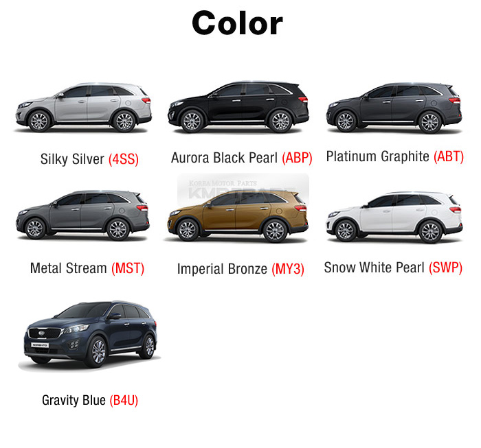 Magic Tip Car Paint Touch Up Scratch Remover Coat For Kia 2015 2017 Sorento Um Ebay