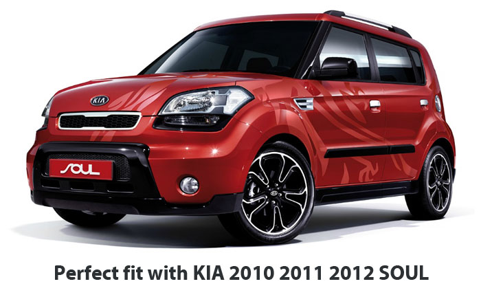 For kia 2010 2011 2012 soul wheel center caps emblem 3d k logo set 4ea ebay 2012 kia soul exterior colors