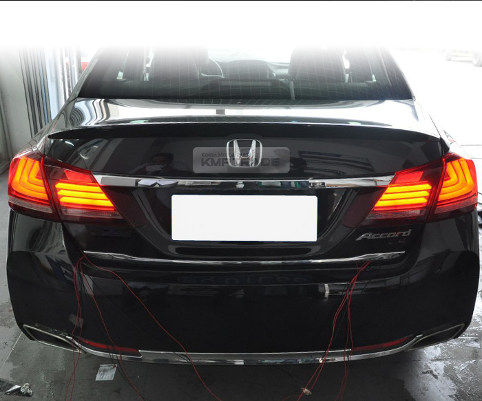Led Surface Emitting Tail Light Rear Lamp Bmw Style For