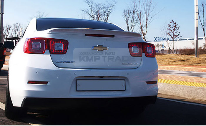2016 Chevy Malibu For Sale >> Rear Trunk Wing Lip Spoiler 1P for CHEVROLET 2012 - 2013 2014 2015 2016 Malibu | eBay