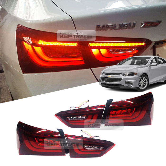 LED Rear Tail Light Lamp Assembly RH LH For CHEVROLET 2016