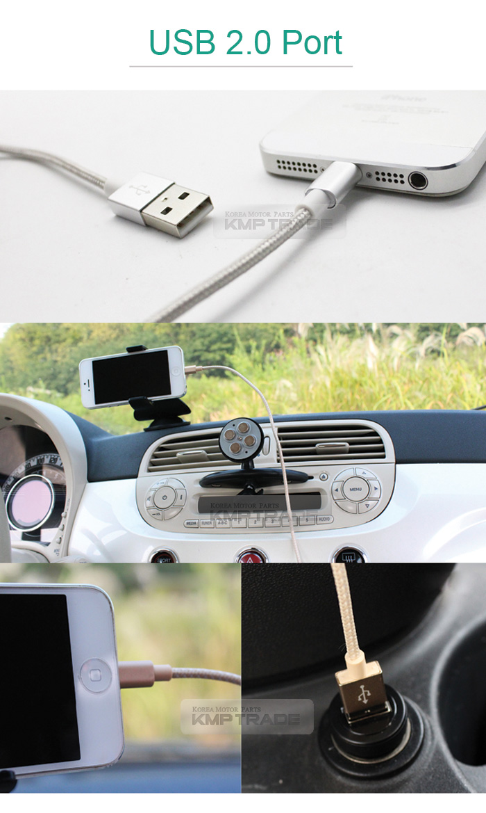 Jaguar Iphone Lightning Cable