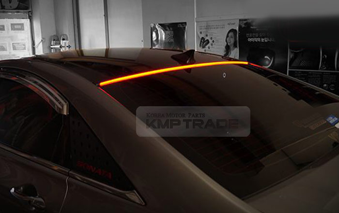 A7 Style Led Rear Tail Roof Brake Stop Light Lamp Bar