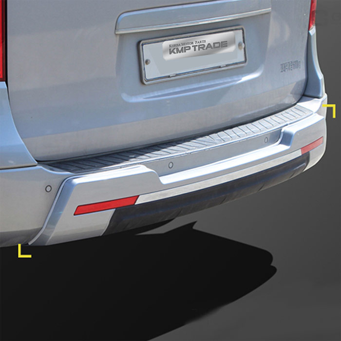 Front Bumper Protector Guard Skid Plate Cover Trim for HYUNDAI 2007-2018 iMax H1