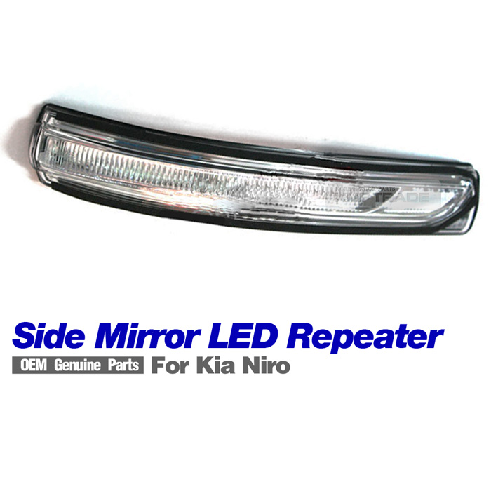 OEM Parts LED Side Mirror Repeater Left 87613-G5000 for KIA 2016-2018 Niro